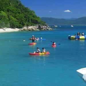 Water Activities Fitzroy Island North Queensland Australia