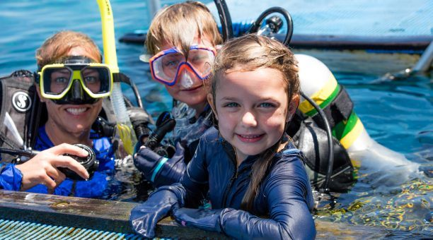 Reef Experience Family Tour