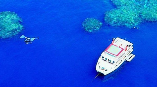 Great Barrier Reef Liveaboard Reef Encounter