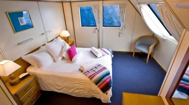 VIP Liveaboard, Great Barrier Reef Australia