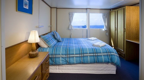 Reef Encounter stateroom