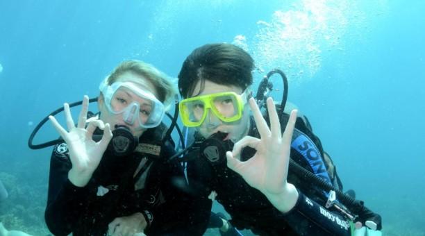 Top Deck Club Scuba Diving