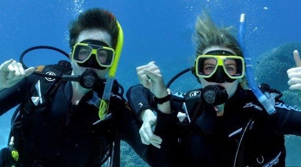 Scubadive Australia's Great Barrier Reef