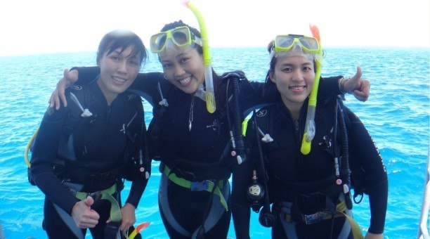 Outstanding scuba diving tours