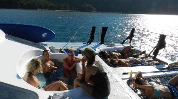 Whitsundays Sailing Powerplay