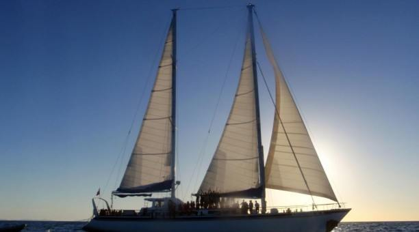 Sailing the Whitsundays