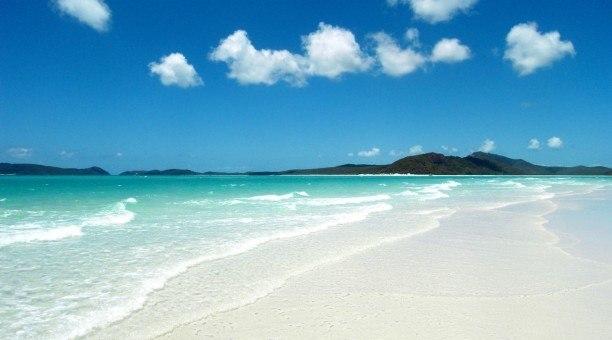 Whitehaven Beach, Whitsundays Australia