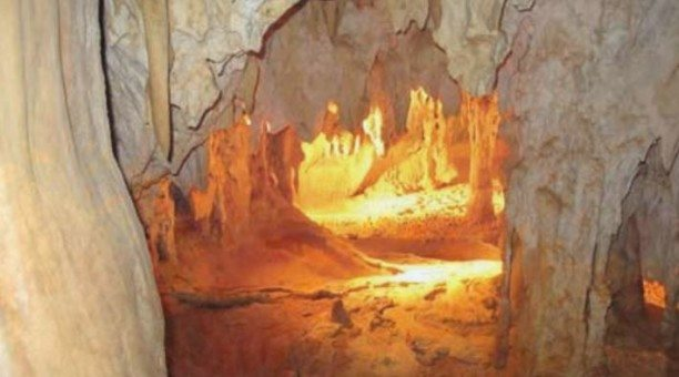 Chillagoe Caves