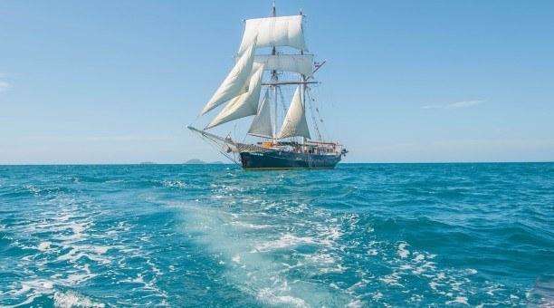 Whitsundays Sailing Solway Lass, Australia
