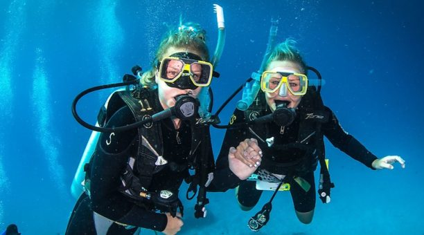 Scuba dive Australia's Great Barrier Reef