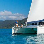 Liveaboard Sailing Whitsundays