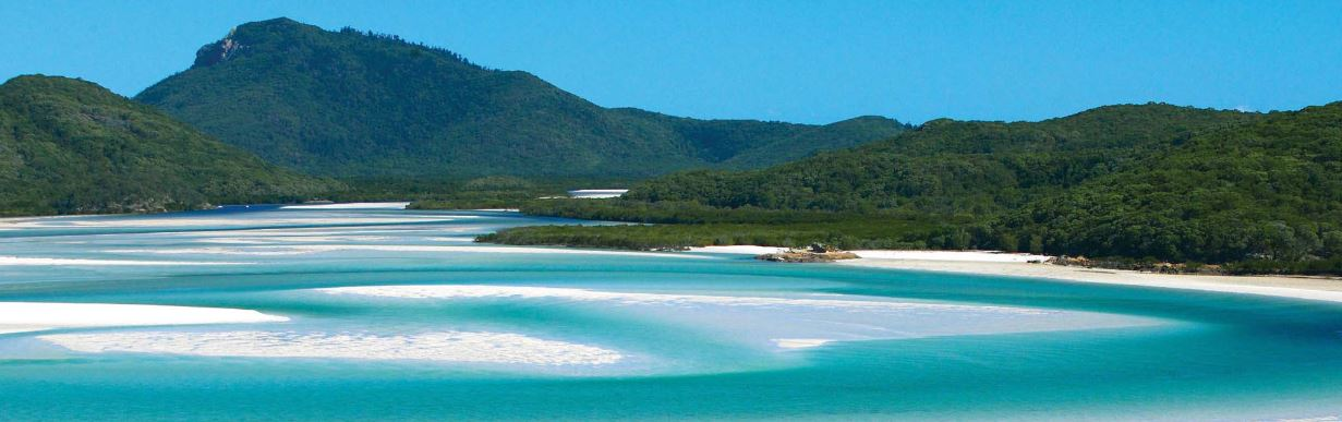 Whitsundays Queensland backpackers