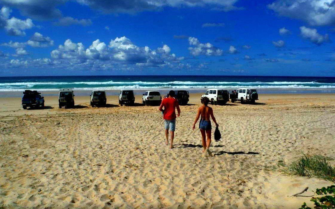 Fraser Island Tours From Sunshine Coast  Nights