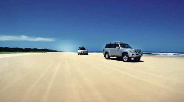 4WD Fraser Island