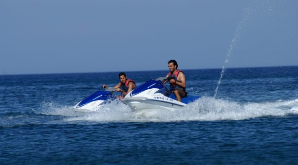 Cairns jetski hire in North Queensland
