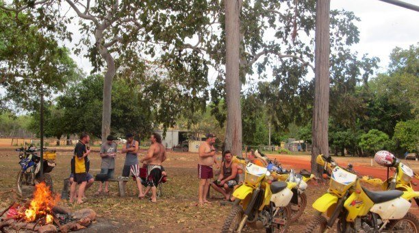 North Queensland motor bike tours