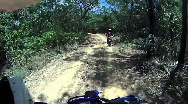 North Queensland Trail Bike Adventure