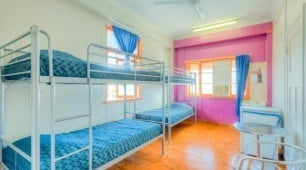 Corona Backpackers Dormitory