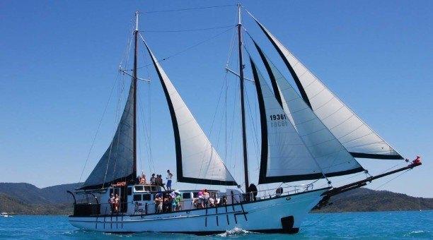 Whitsundays 2 Day 2 Night Sailing Adventure