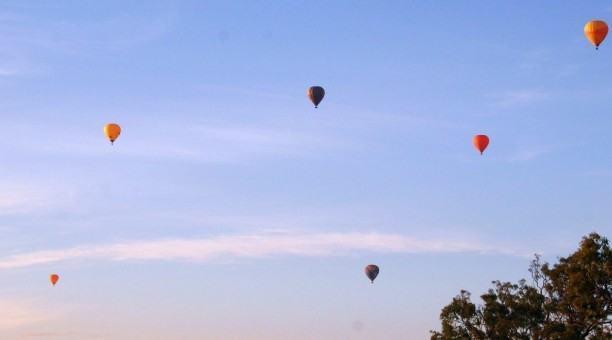 Hot Air Ballooning Cairns Australia
