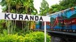 Green Island, Skyrail and Train