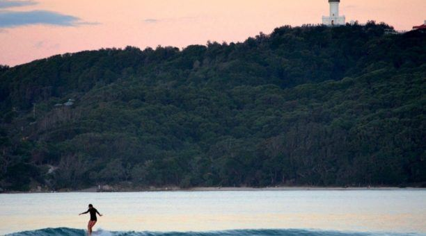 Byron Bay -Sunset Surf