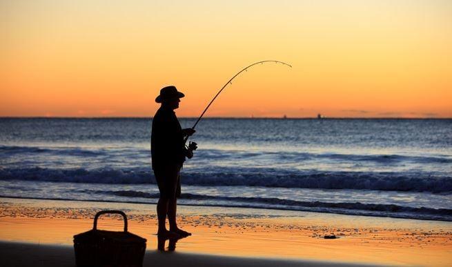 Tide fishing, Queensland Fishing