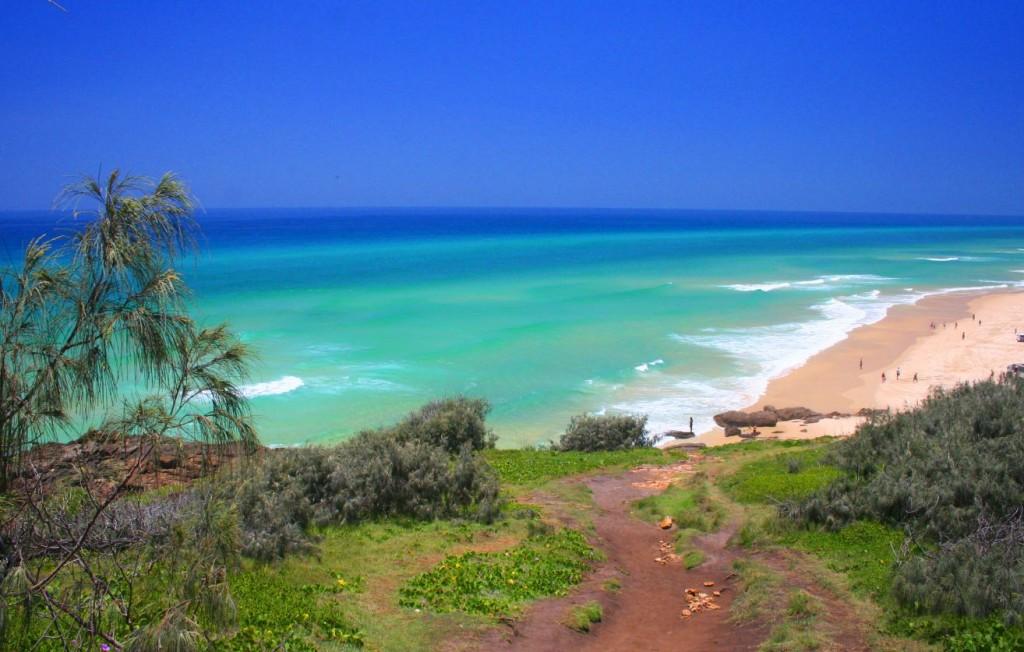 Fraser Island Queensland Fishing