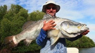 Barramundi fishing Australia