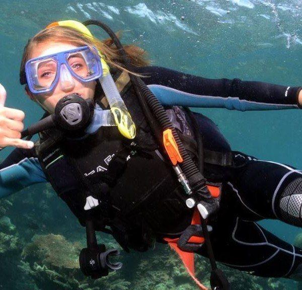 Cairns Diving Great Barrier Reef Australia