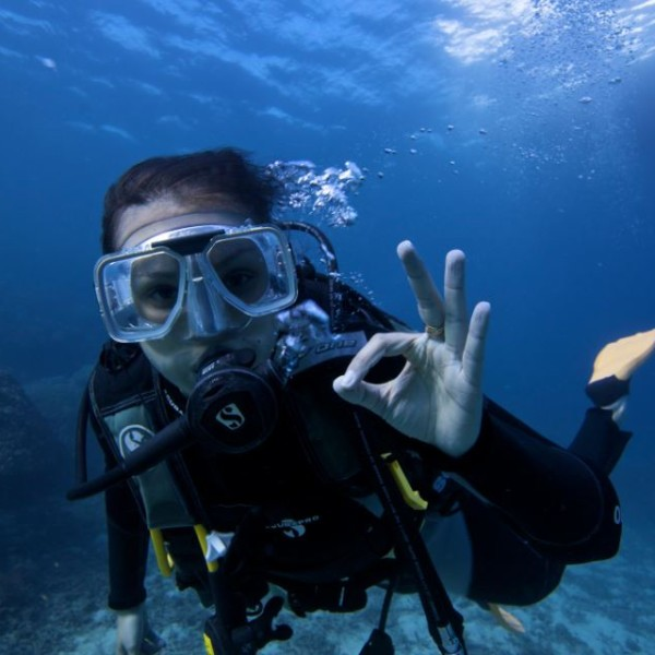 Scuba dive Course, North Queensland Australia
