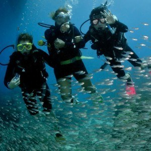 3 day Top Deck Club Resort Dive