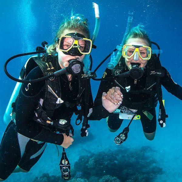 Scuba dive Australia's Great Barrier Reef