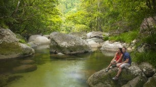 Mossman Gorge, North Queensland Australia