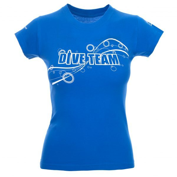 Dive Team Tshirt Front