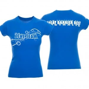 Ladies Dive Team Tshirt