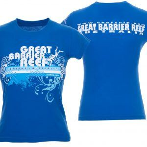 Ladies Great Barrier Reef Tshirt