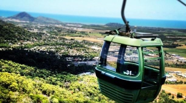 Cairns Skyrail, North Queensland Australia