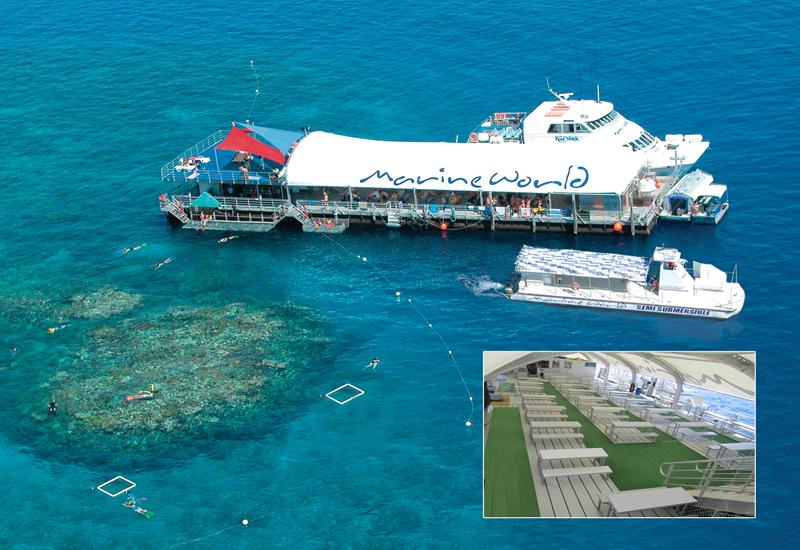 Reef Cruise - Pontoon