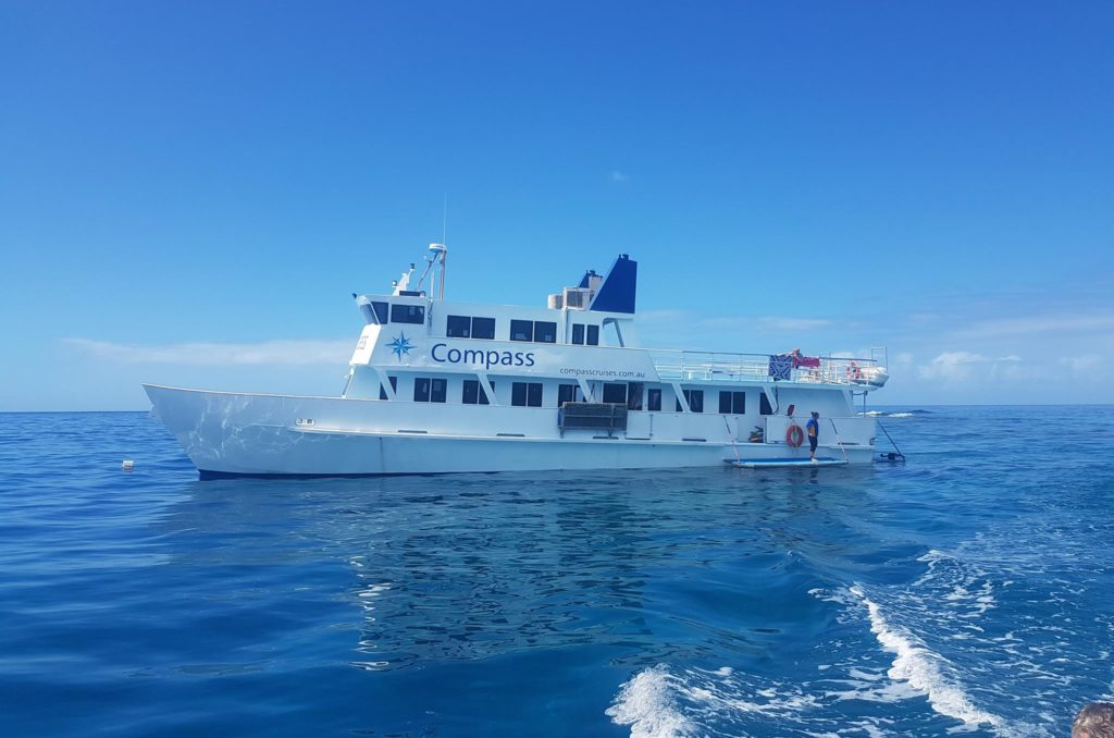 Compass Cruises Budget Reef Cruise Cairns