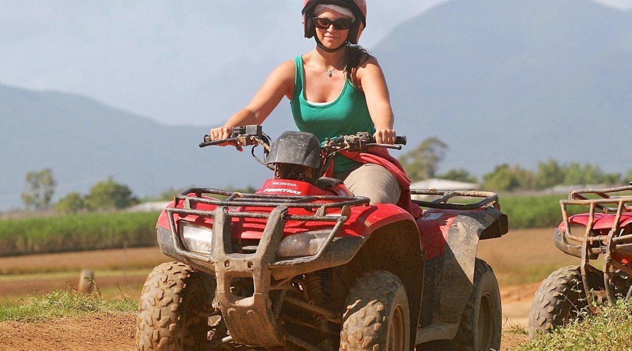 Cairns quad bike adventure