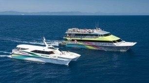 Green Island Cruise, North Queensland Australia