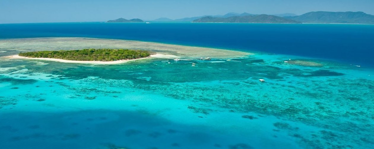 Green Island, North Queensland Australia
