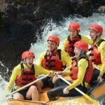 Green Island and Whitewater Rafting