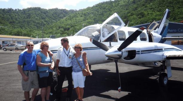 30 Minute Scenic Reef Flight