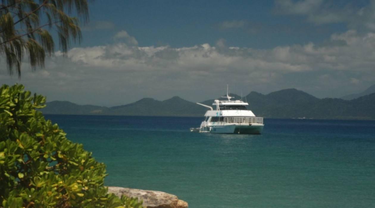 Frankland Island Cruise, North Queensland Australia