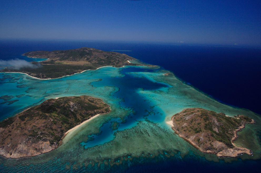 Lizard Island Australa