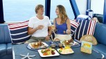 Great Barrier Reef Cruise Top Deck Club