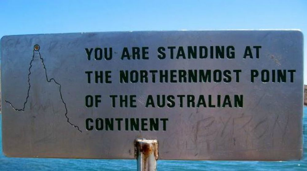 Northernmost Tip of Australia