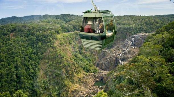 Cairns Cableway